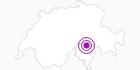 Unterkunft Centro Sci Nordico in Bellinzona und Nord-Tessin: Position auf der Karte