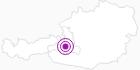 Unterkunft Hotel-Gasthof-Klammstein im Gasteinertal: Position auf der Karte