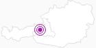 Unterkunft Haus Nadine in Saalbach-Hinterglemm: Position auf der Karte
