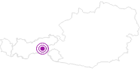 Unterkunft Gutshof Zillertal im Zillertal: Position auf der Karte