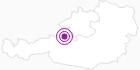 Unterkunft Alpenhotel garni u. Ferienwohnungen Weiherbach im Salzkammergut: Position auf der Karte
