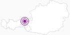 Unterkunft Appartement Landhaus Aschaber in der Ferienregion Hohe Salve: Position auf der Karte