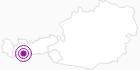Accommodation Tirolerhof - Ferienwohnungen in the Tyrolean Oberland: Position on map