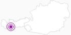 Unterkunft Gasthof Inntalerhof in Serfaus-Fiss-Ladis: Position auf der Karte