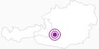 Unterkunft Chalets im Salzburger Lungau am Lungau: Position auf der Karte