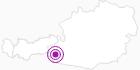 Unterkunft Gassenhof in Osttirol: Position auf der Karte