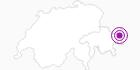 Unterkunft Hotel ENGIADINA in Scuol Samnaun Val Müstair: Position auf der Karte