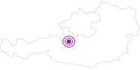 Unterkunft Appartement Haus Edelweiß - Holzschuster im Salzkammergut: Position auf der Karte