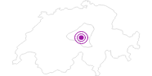 Unterkunft Zügstrasse 4 in Obwalden: Position auf der Karte
