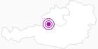 Unterkunft Bio- Bauernhof Vorderbärnau im Salzkammergut: Position auf der Karte