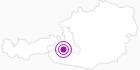 Unterkunft Goldgrube in Nationalpark Hohe Tauern: Position auf der Karte