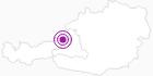 Unterkunft Eudakasa im Saalachtal: Position auf der Karte