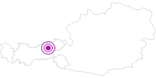 Unterkunft Kupfnerhof im Ski Juwel Alpbachtal Wildschönau: Position auf der Karte