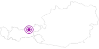 Accommodation Seehotel Mauracherhof at the Lake Achen: Position on map