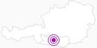 Unterkunft Ortners Eschenhof - Alpine Slowness in der Region Nockberge Bad Kleinkirchheim: Position auf der Karte