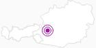 Unterkunft Haus Erika im Wipptal: Position auf der Karte