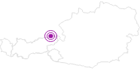 Unterkunft Gästehaus Grünbacher im Kaiserwinkl: Position auf der Karte
