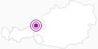 Unterkunft Landhaus Fuchs im Kaiserwinkl: Position auf der Karte