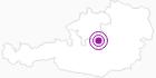 Unterkunft Frühstückspension Vogelhändler in Pyhrn-Priel: Position auf der Karte