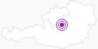 Unterkunft Oberwengerhof in Pyhrn-Priel: Position auf der Karte
