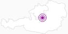 Unterkunft Haus Hinteregger in Pyhrn-Priel: Position auf der Karte
