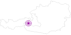 Unterkunft Jugendgästehaus Innerwiesen in Nationalpark Hohe Tauern: Position auf der Karte