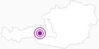 Unterkunft Dürsteinalm in Nationalpark Hohe Tauern: Position auf der Karte