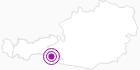 Unterkunft Wohlfühlpension Bad Grünmoos in Osttirol: Position auf der Karte