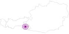 Unterkunft Gasthof Sandwirt in Osttirol: Position auf der Karte