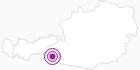Unterkunft Bruggenwirt in Osttirol: Position auf der Karte