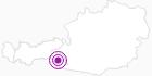 Unterkunft Fewo Josef Grimm in Osttirol: Position auf der Karte