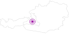 Unterkunft Haus Goldeggblick im Salzburger Sonnenterrasse: Position auf der Karte