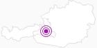 Unterkunft Steinmoarhof im Salzburger Sonnenterrasse: Position auf der Karte