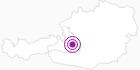 Unterkunft Biberhof - Familie Holzmann in Obertauern: Position auf der Karte