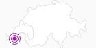 Unterkunft Jolimont in Genferseegebiet: Position auf der Karte
