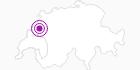 Unterkunft Le Rachy in Genferseegebiet: Position auf der Karte