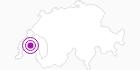 Unterkunft Les Capucines in Genferseegebiet: Position auf der Karte