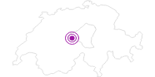 Unterkunft Hotel Bäckerstube in Luzern: Position auf der Karte