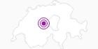 Unterkunft Berghaus Eigerblick in Luzern: Position auf der Karte