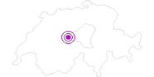 Accommodation Gasthaus zum Kreuz in Lucerne: Position on map