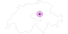 Accommodation Hotel Alpstubli in Schwyz: Position on map