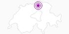 Accommodation Ski- & Ferienhaus Staffel in Schwyz: Position on map