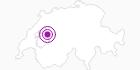 Unterkunft Gasthof St. Michael in Fribourg: Position auf der Karte