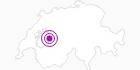 Unterkunft Gasthof Hirschen in Fribourg: Position auf der Karte