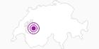 Unterkunft Chalet Conzelmann, Mösli 583 in Fribourg: Position auf der Karte