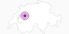 Unterkunft St. Michael in Fribourg: Position auf der Karte