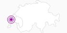 Unterkunft Zentrum Marcel Barbey in Genferseegebiet: Position auf der Karte