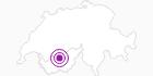 Unterkunft Centre de loisirs Sportfit / Freizeitzentrum im Val d'Anniviers: Position auf der Karte