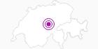 Unterkunft Chalet Benz in Viamala: Position auf der Karte