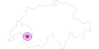 Unterkunft Ancien Stand in Genferseegebiet: Position auf der Karte